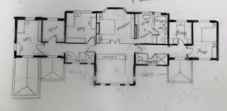 symmetrical house plans symmetrical house plans simple colonial carsontheauctions