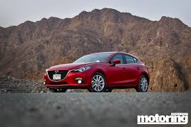 buy mazda 3 hatchback mazda 3 video reviewmotoring middle east car news reviews and