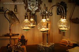 steampunk lamp by steamworker on deviantart