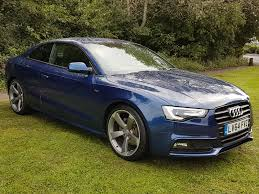 used audi a5 manual for sale motors co uk