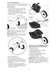 craftsman lawn mowers lawn mower gcv160 pdf owner u0027s manual free