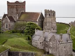 dover castle dover castle st mary in castro m a b