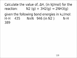 a b bond dissociation enthalpy is the enthalpy change for breaking