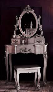 Silver Mirrored Bedroom Furniture by Best 20 Dressing Table Mirror Ideas On Pinterest Makeup