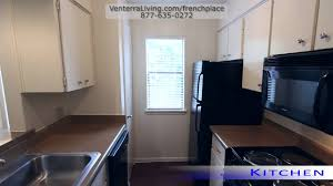 One Bedroom Apartments San Antonio French Place Apartments In San Antonio Tx Deluxe 1 Bedroom