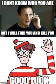 Waldo Meme - where is waldo imgflip