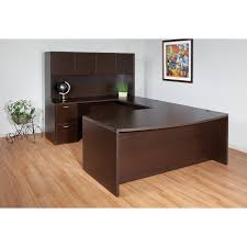 Office Furniture And Supplies by Osp Napa Series U Shaped Desk With Hutch 71