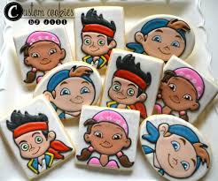 jake and the neverland pirates cookie connection