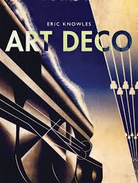 art deco shire collections eric knowles 9780747813286 amazon