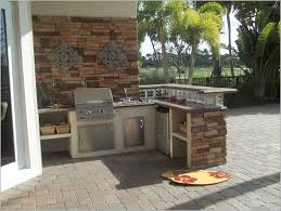 kitchen how to build an outdoor kitchen on a budget outdoor