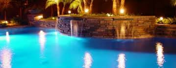 solar swimming pool lights solar pool lights inground pool lights