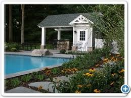 58 best pool houses cabanas images on pinterest backyard ideas
