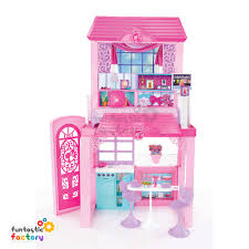 barbie glam vacation house funtastic factory