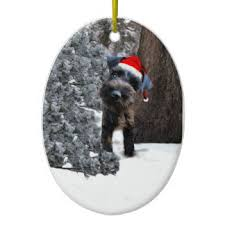 German Christmas Tree Decorations Uk by Miniature Schnauzer Christmas Tree Decorations U0026 Ornaments