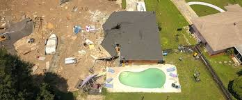 two homes florida sinkhole swallows boat 2 houses others at risk abc