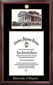 virginia tech diploma frame best 25 diploma frame ideas on diploma display