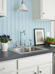 Beadboard Backsplashes Modernize - Bead board backsplash