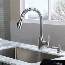 Touch Faucets Kitchen Stainless Steel Kitchen Sink Combination Kraususa Com