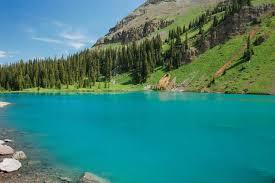 Colorado Lakes images Best hikes in colorado blue lakes in mt sneffels wilderness jpg