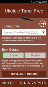 tuner gstrings free apk app ukulele tuner free apk for windows phone android and apps