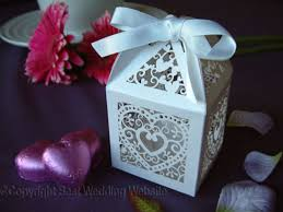 boxes for wedding favors wedding favours new luxury wedding favour boxes table