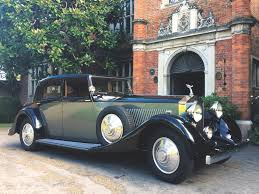 wedding rolls royce 1935 rolls royce phantom ii continental by barker classic