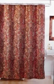 Cowhide Shower Curtain Bathroom Remodel Amazon Com Lauren By Ralph Lauren Shower