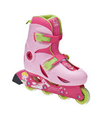 oxelo inline skates play 3 roller skating shoes by decathlon