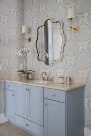 bathroom designer blending in a bathroom design