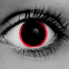 red eye contacts halloween lestat fx contact lenses premium cls pair vampfangs