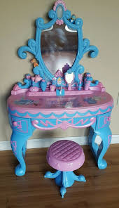 Disney Princess Keyboard Vanity Disney Princess Cinderella Magical Talking Vanity Complete Very