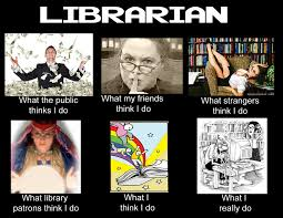 Know Your Meme Com - librariotypes presents how people view my profession memes