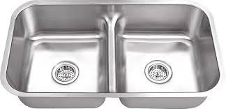 Kitchen Classy Stainless Steel Kitchen Sink For Luxury Kitchen - Double sink kitchen