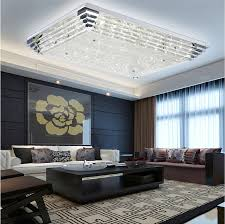 Contemporary Lights Ceiling Modern Ceiling Lighting Rectangle Surface Mounted