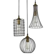 Home Depot Pendant Lighting Bronze Cage Pendant Lights Lighting The Home Depot With Light Idea