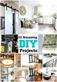 diy home renovation on a budget diy home improvement projects refresh restyle