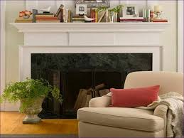 Over Fireplace Decor Living Room Magnificent Real Wood Fireplace Mantels Fireplace