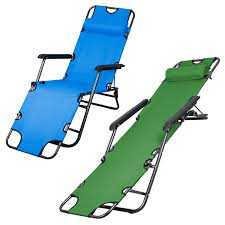 Chaise Lounge Chair Patio Metal Folding Chaise Lounge Chair Patio Outdoor Pool Beach Lawn