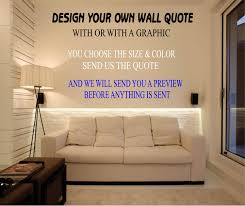custom personalized wall quotes inspirational wall quote love