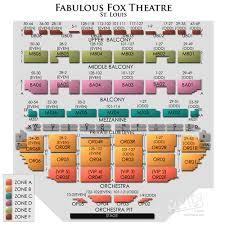 fox theater floor plan jethro tull st louis tickets 6 29 2018 vivid seats