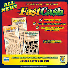 Lottery Instant Wins - new fast cash games offer players instant win and progressive