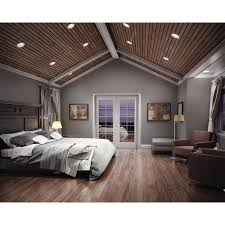 what is the best lighting for a sloped ceiling halo 6 in white recessed lighting with sloped ceiling trim
