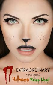 Diy Halloween Makeup Ideas Easy Halloween Makeup Ideas