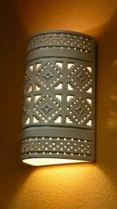 Mediterranean Wall Sconces Handmade Ceramic Sconces And Pendant Lighting Mediterranean