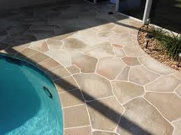 Patio Flagstone Prices Concrete Designs Florida Flagstone Patio
