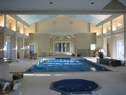 unique cool house indoor pools pool with fountain skylight tub