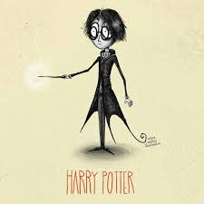 harry potter the characters of j k rowling illustrated in the