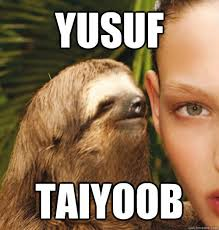 I Did It Meme - going almost viral on facebook yusuf taiyoob meme shaolintiger