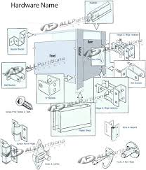 Stainless Steel Bathroom Partitions by Stainless Steel Partition Hardware For Commercial Restrooms All