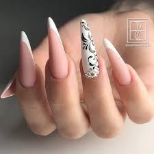 stunning white nail designs naildesignsjournal